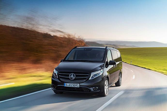 2020 Mercedes-Benz Vito: All specs and features