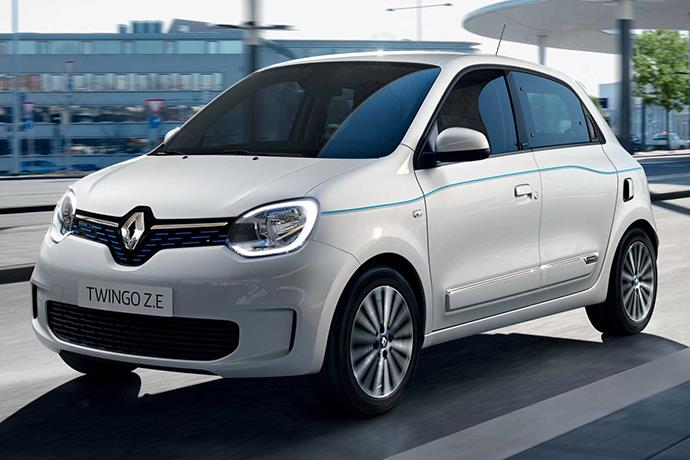 Renault Twingo ZE: Specs and features of new smart EV