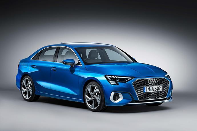 2021 Audi A3 Sedan: Specs of features
