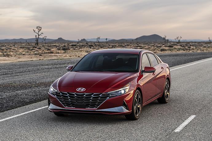 2020 Hyundai Elantra: Specs and features