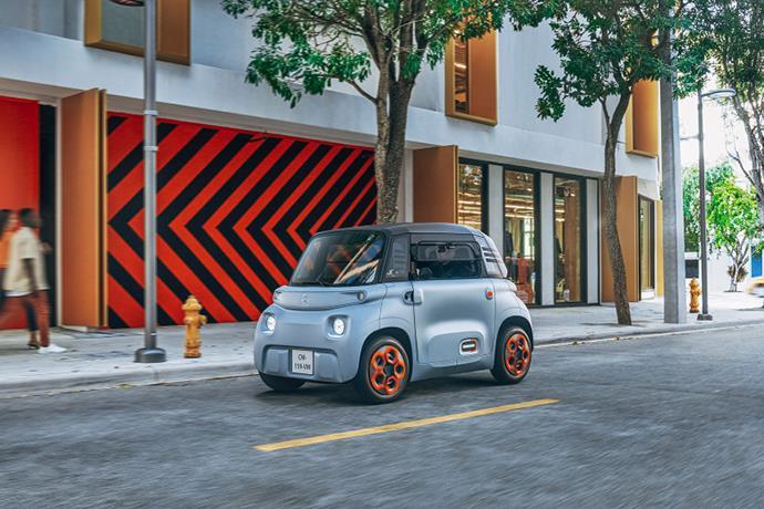 Citroen Ami: Specs and features of mini electric city car