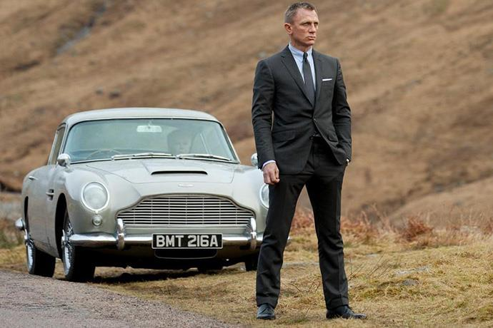 Best cars driven by 007 James Bond in his all movies
