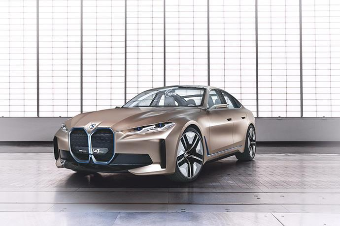 Concept i4: Specs and features of BMW's last debuted EV