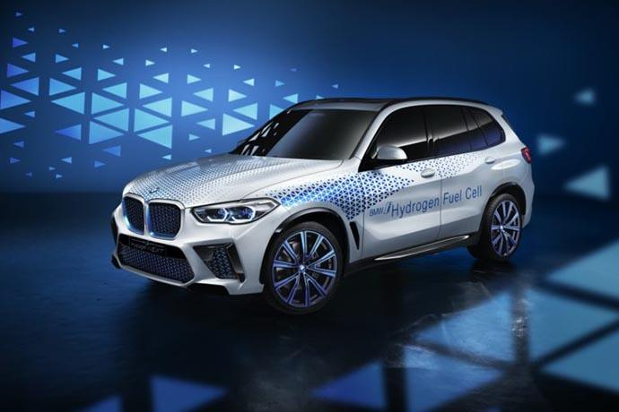 BMW revealed i Hydrogen Next: Hydrogen bandwagon with fuel cell powertrain
