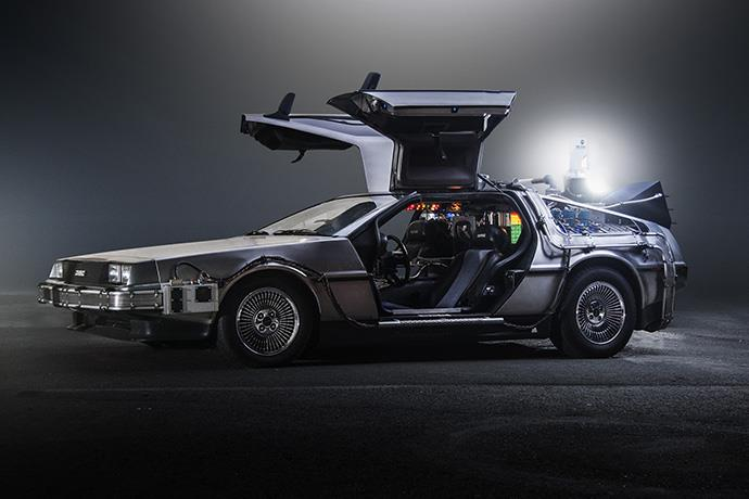 'Back to the Future' classic car will be redesign and produce