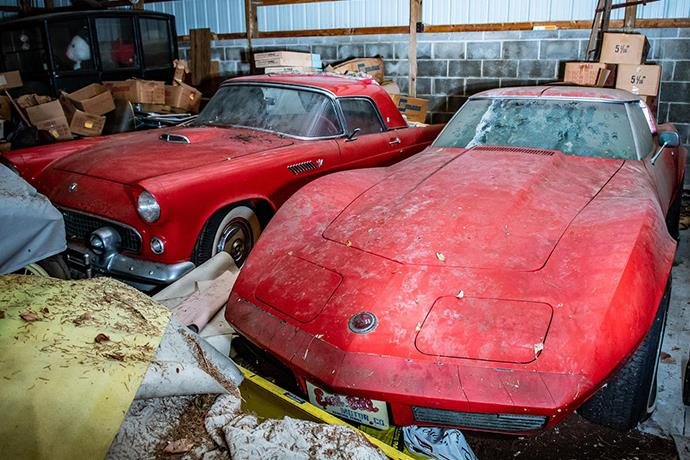 A YouTuber will put 50 Classic and Antique Cars on auction