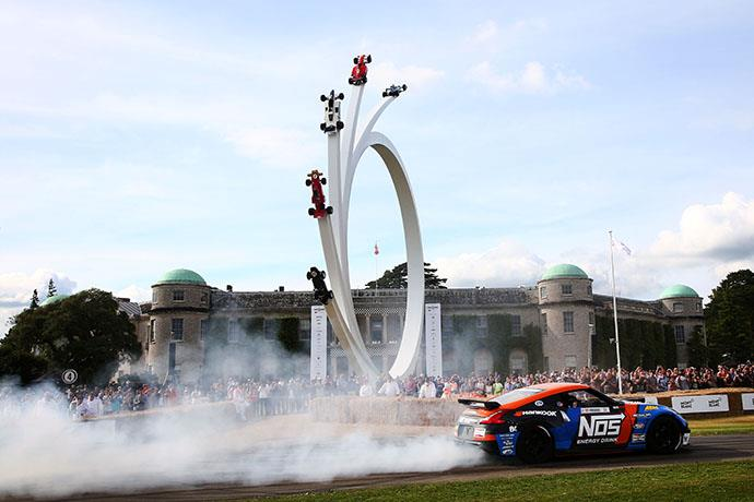 Goodwood Speed Festival 2020 postponed due to corona virus
