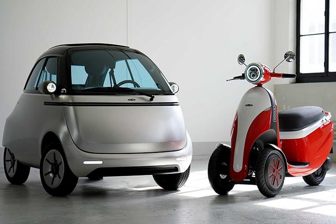Microlino 2.0: All Specs and features of cute mini EV car