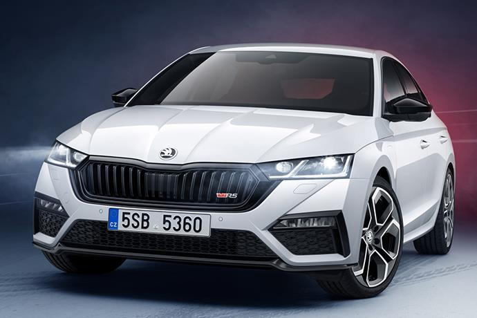 2020 Skoda Octavia RS iV revealed: Here specs and features