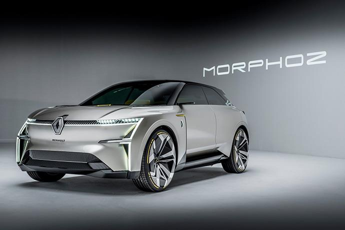 Renault Morphoz: Specs and features of shape-shifting electric car