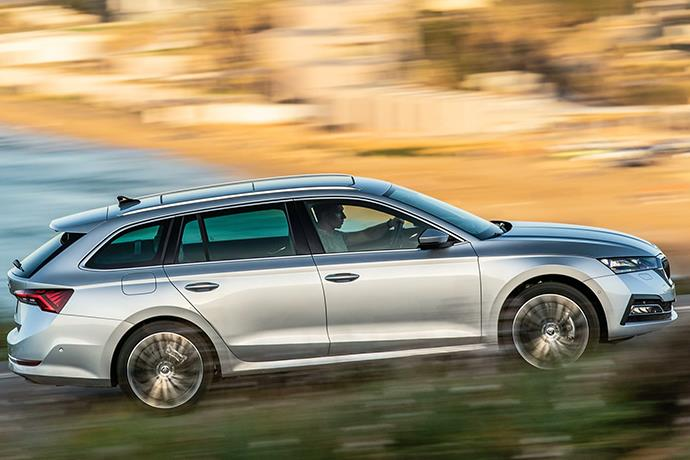 2020 Skoda Octavia Combi: Specs and features