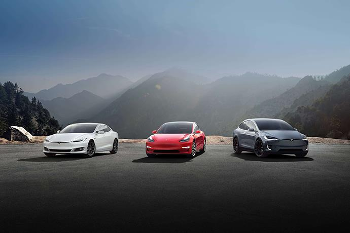 Most produced electric car models in China on January
