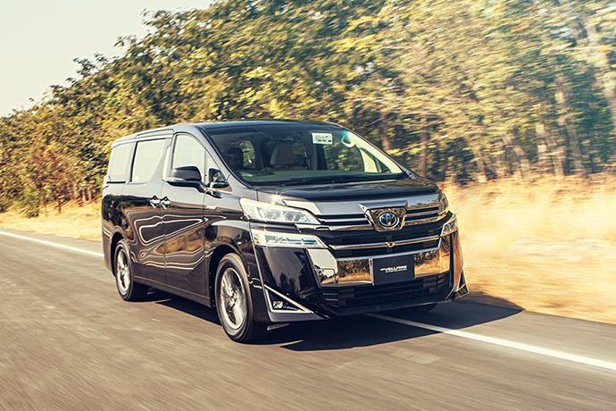 Toyota Vellfire: Specs and features of new MPV