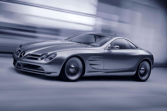 The 10 most expensive cars of Mercedes Benz