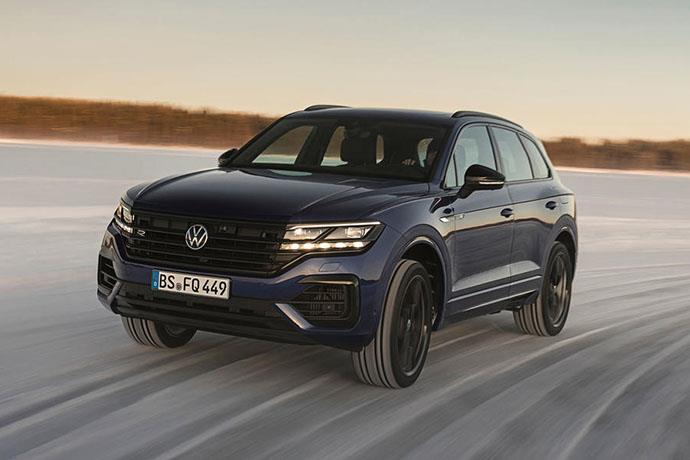 Volkswagen Touareg R: Specs and features