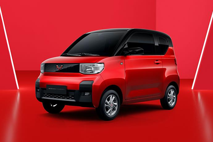 Wuling E5C: Specs and features of 4 person EV car